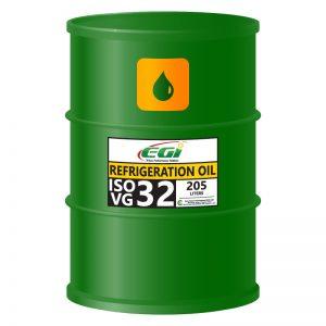 REFRIGERATION-OIL-BARREL
